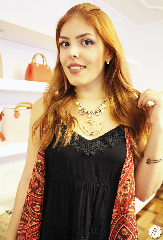 Look Boho Chic Evento Mara Spina 11