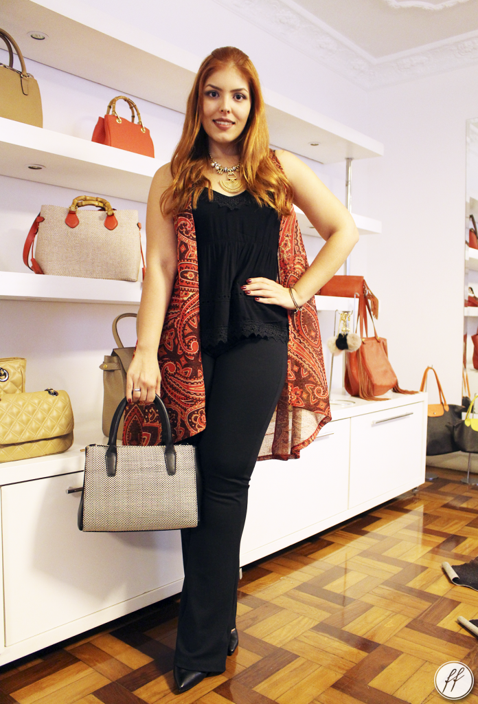 Look Boho Chic Evento Mara Spina 12