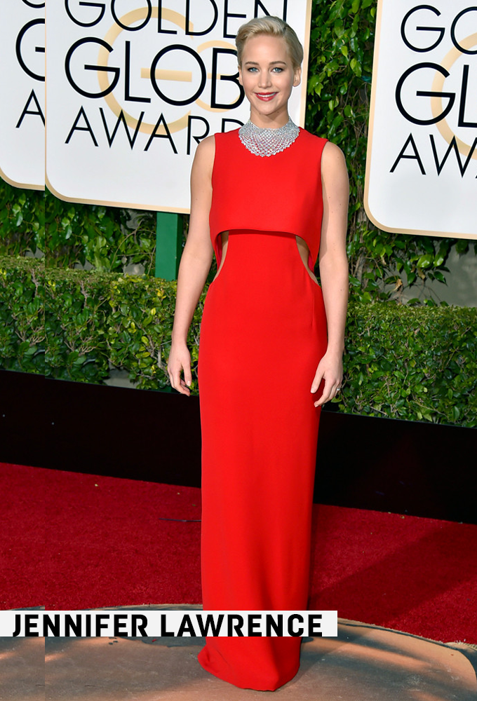 Golden Globes 2016 Looks 46