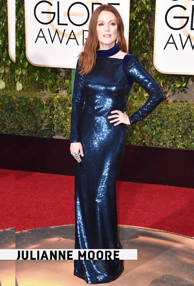Golden Globes 2016 Looks 47