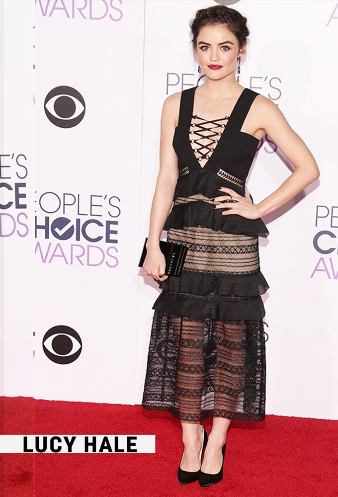 People's Choice Awards lucy hale 11