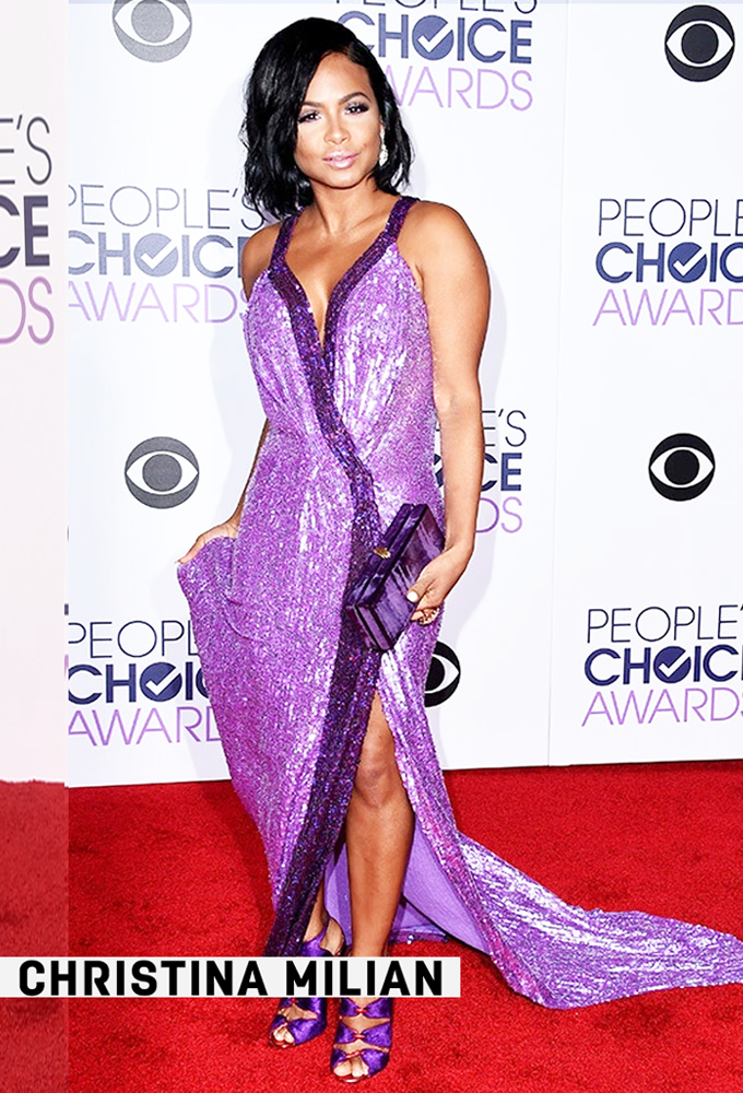 People's Choice Awards 2016 Looks 12