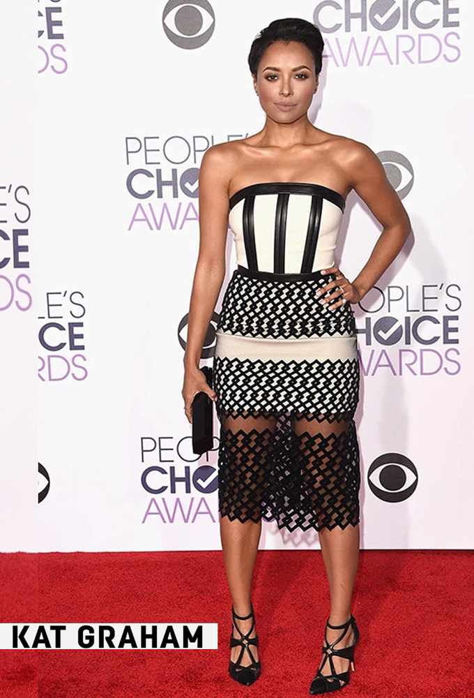 People's Choice Awards 2016 Looks 13