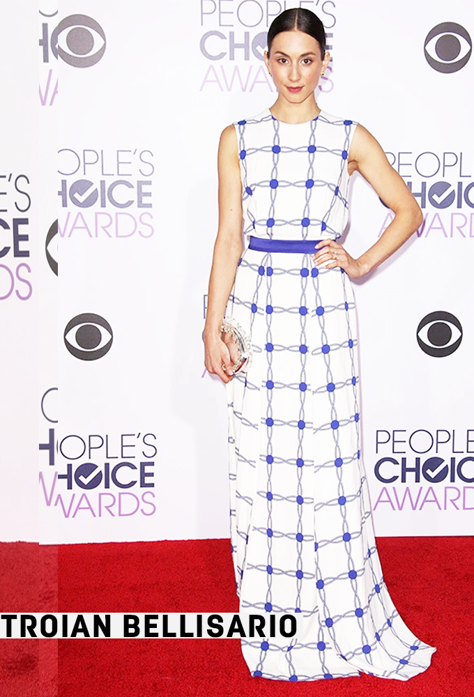 People's Choice Awards 2016 Looks 14