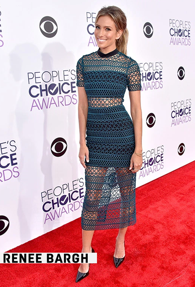 People's Choice Awards 2016 Looks 16