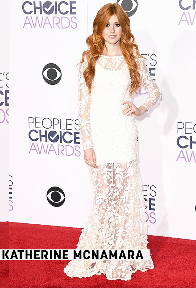 People's Choice Awards 2016 Looks 17