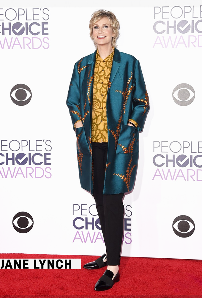People's Choice Awards 2016 Looks 2