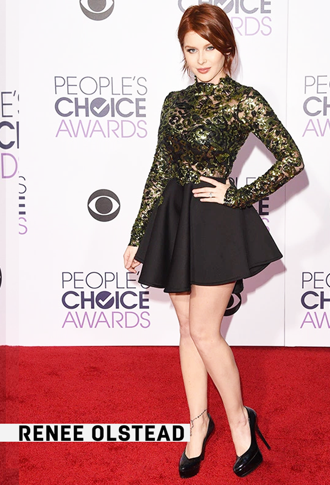 People's Choice Awards 2016 Looks 20