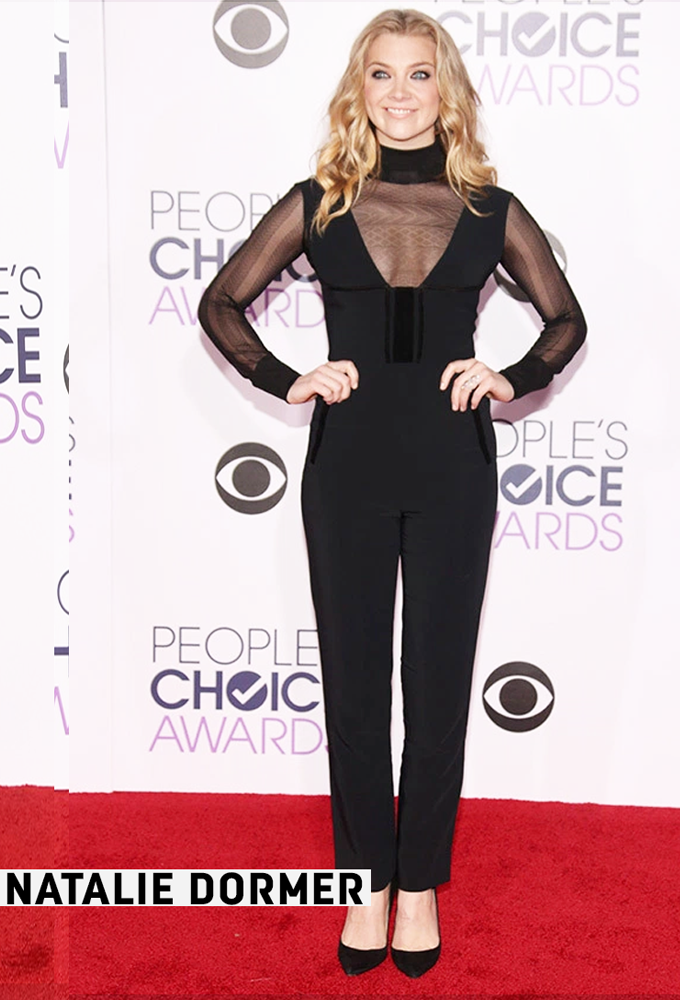 People's Choice Awards 2016 Looks 21