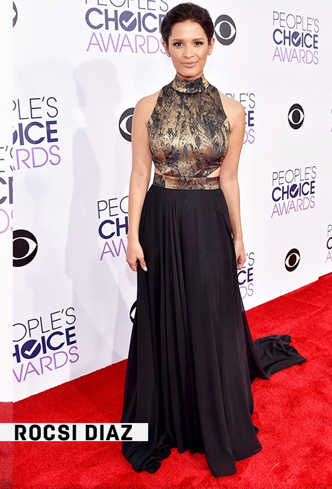 People's Choice Awards 2016 Looks 22