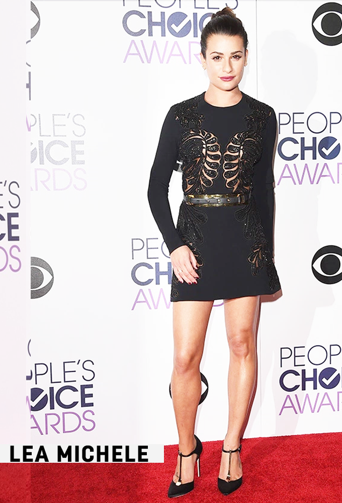 People's Choice Awards 2016 Looks 24