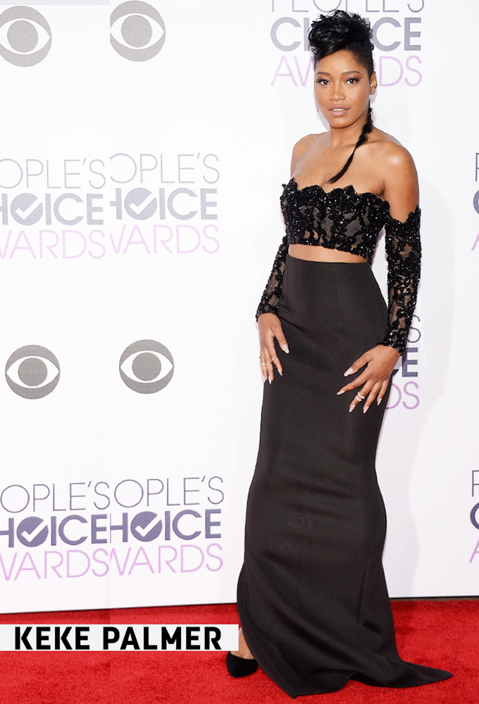 People's Choice Awards 2016 Looks 26