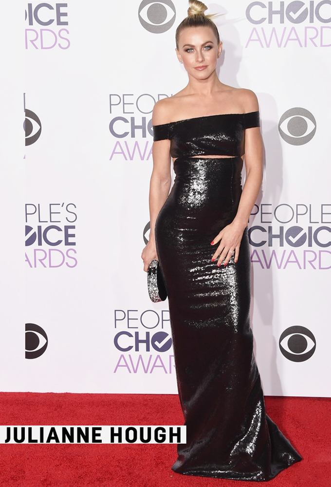 People's Choice Awards 2016 Looks 3