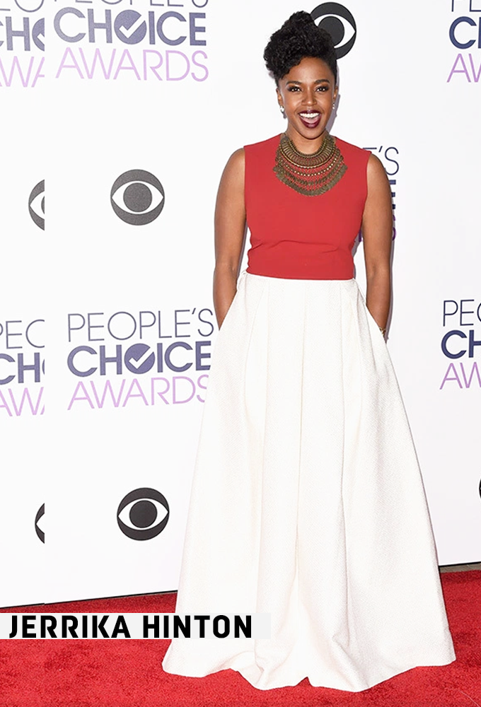 People's Choice Awards 2016 Looks 30
