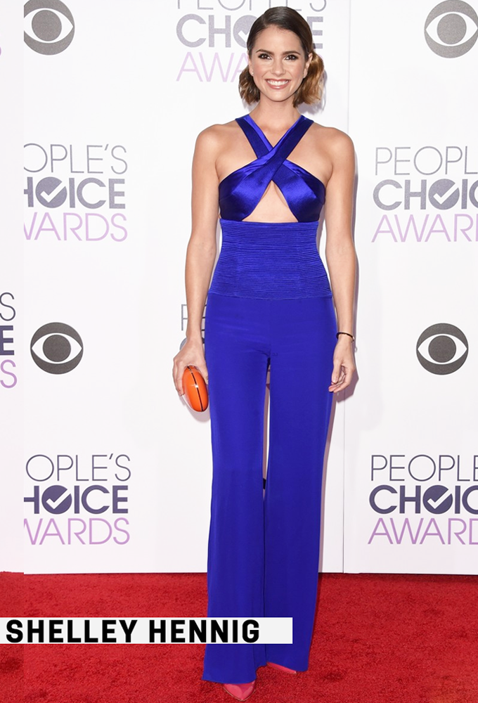 People's Choice Awards 2016 Looks 6