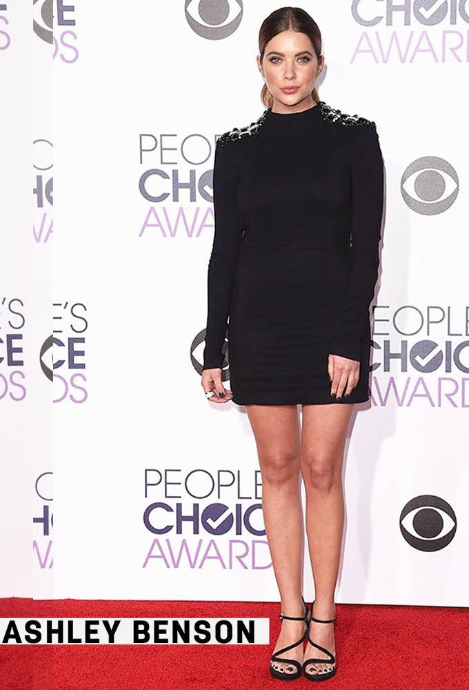 People's Choice Awards 2016 Looks 9
