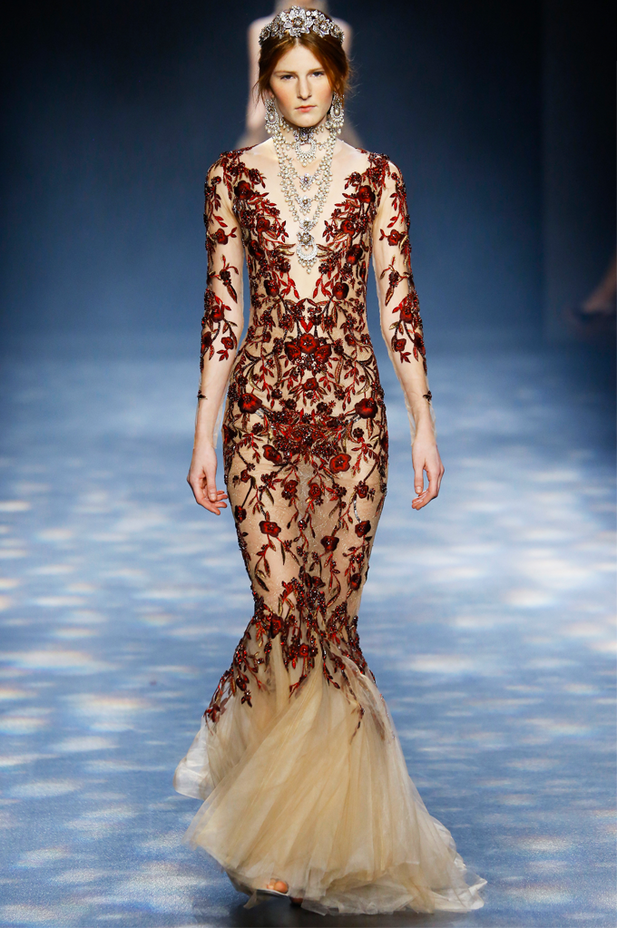 10 Looks Marchesa NYFW Fall 2016 10