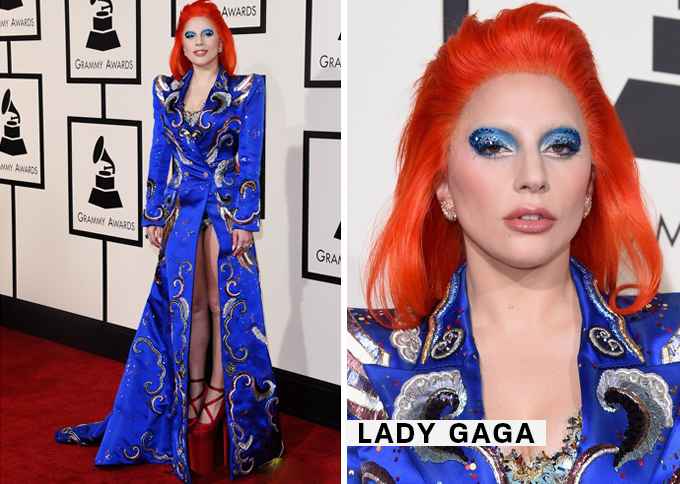 Grammy Awards 2016 Looks Outfits Celebs 13