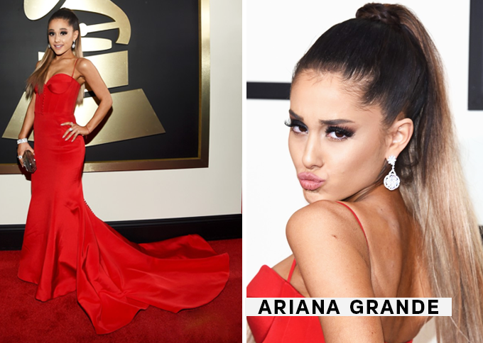 Grammy Awards 2016 Looks Outfits Celebs 15