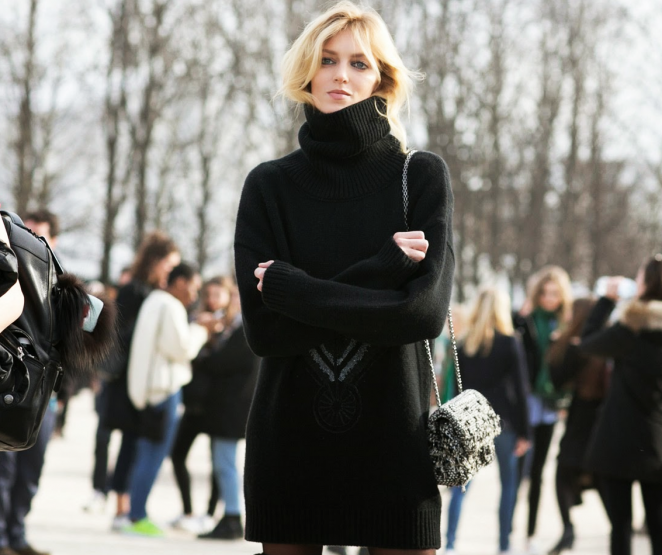 Como Usar Sweater Dress!