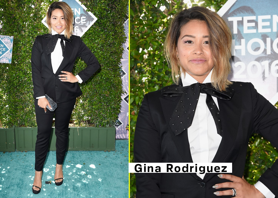 Teen Choice Awards 2016 Gina Rodriguez