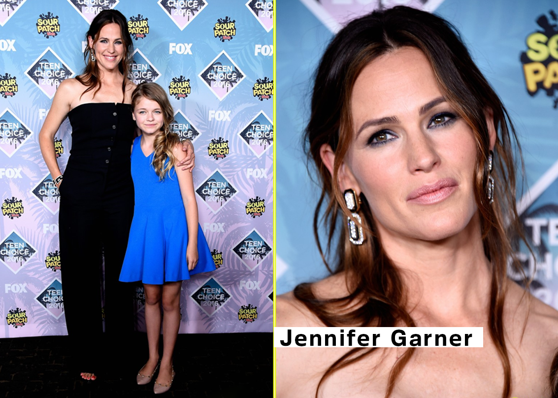 Teen Choice Awards 2016 Jennifer Garner