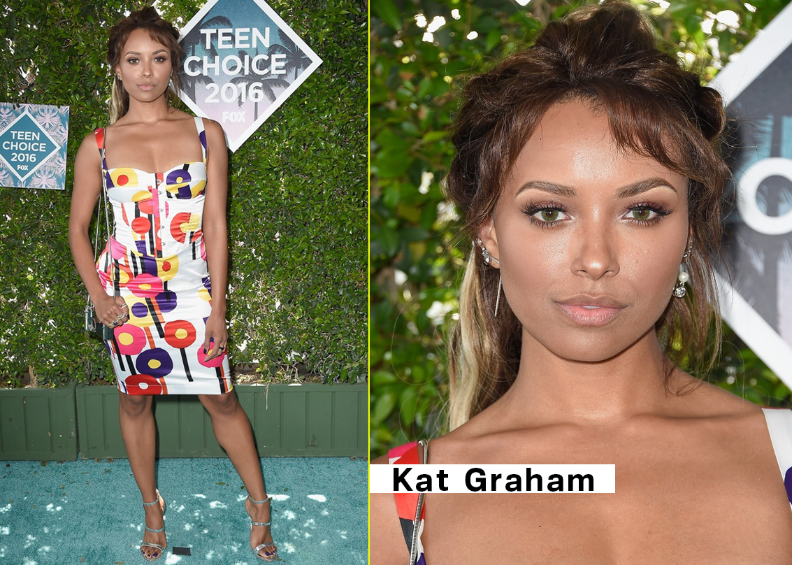 Teen Choice Awards 2016 Kat Graham