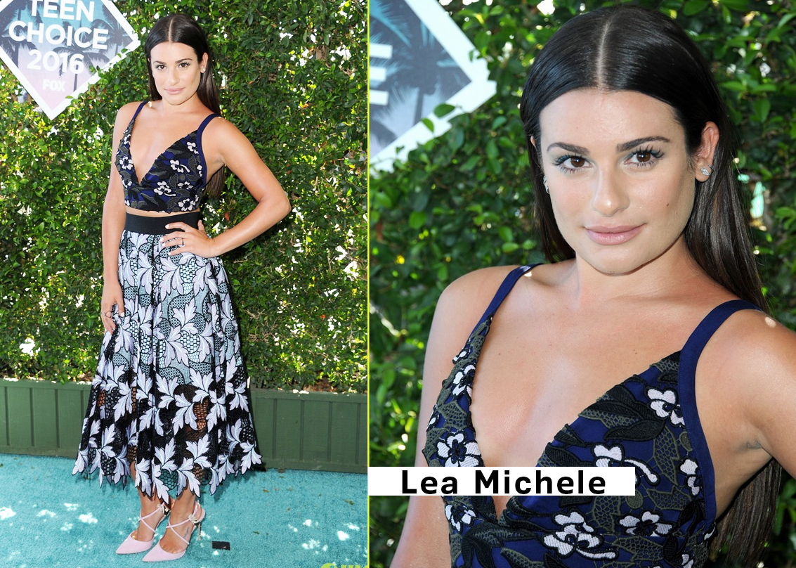 Teen Choice Awards 2016 Lea Michele