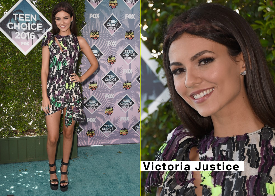 Teen Choice Awards 2016 Victoria Justice