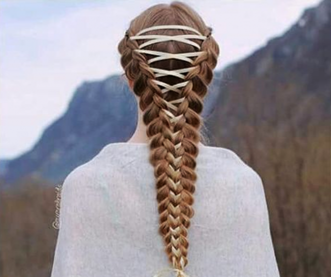 Corset Braids - As Tranças do Momento!