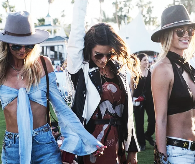 25 Looks Direto do Coachella!
