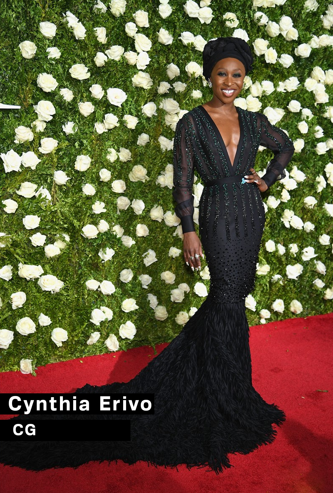 Tony Awards 2017 Top 5 Looks 4