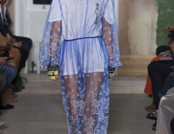 London Fashion Week SS18: TOP 5 Tendências!