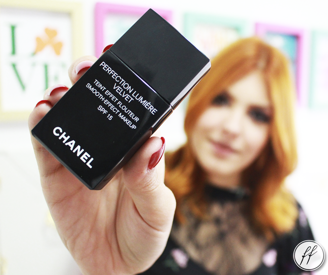 Resenha Base da Chanel Perfection Lumiere Velvet 1