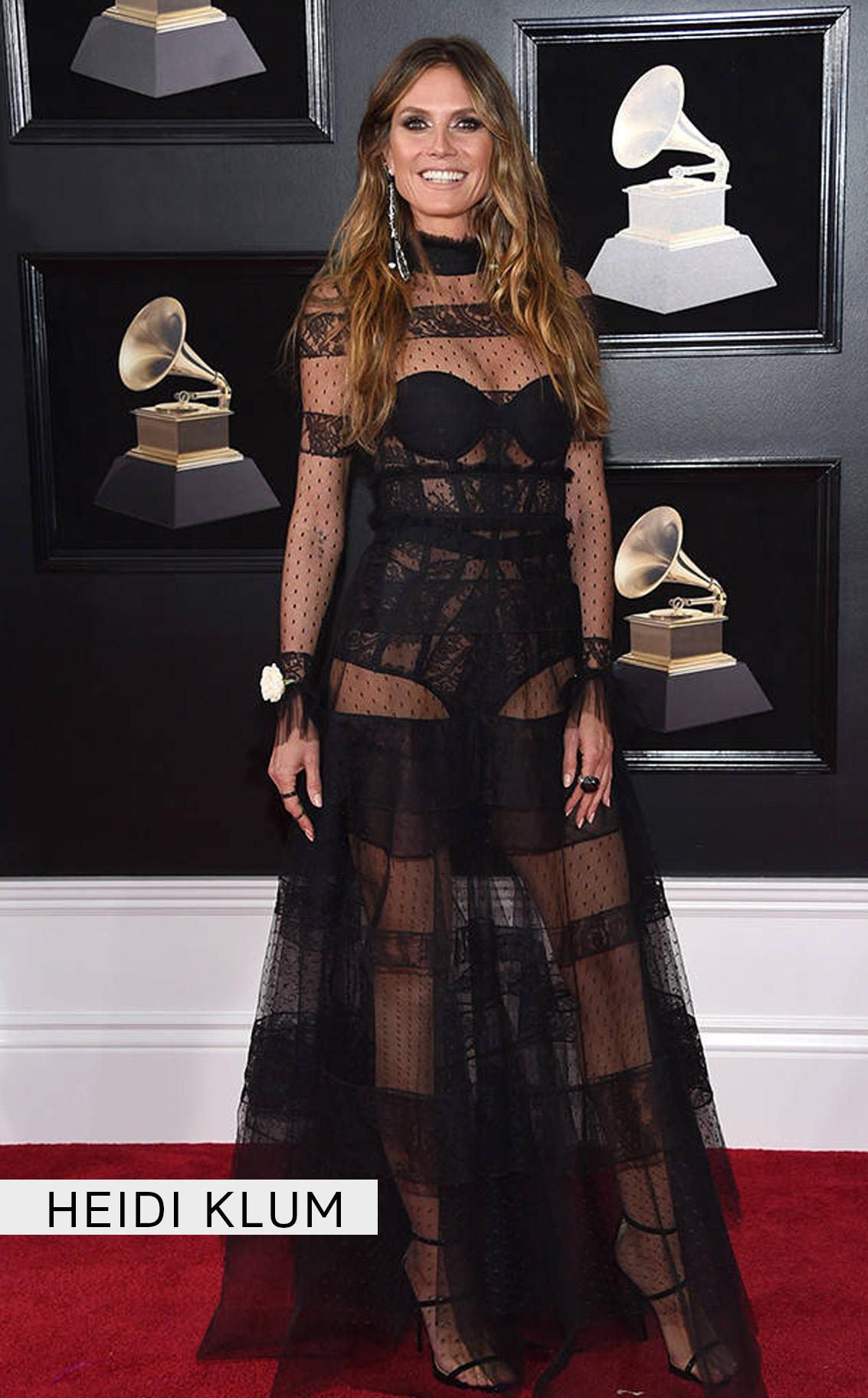 TOP Looks do Grammy Awards 2018 9