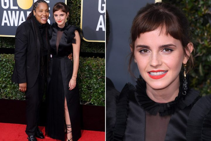 Os Vestidos Pretos do Golden Globe Awards 2018!