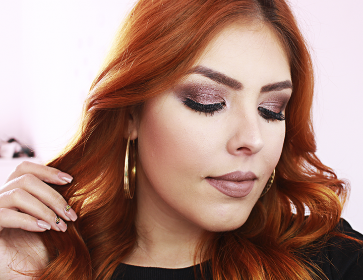 Tutorial: Smokey Eyes Marrom Esfumado!
