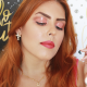Tutorial: Maquiagem Glossy Coral!