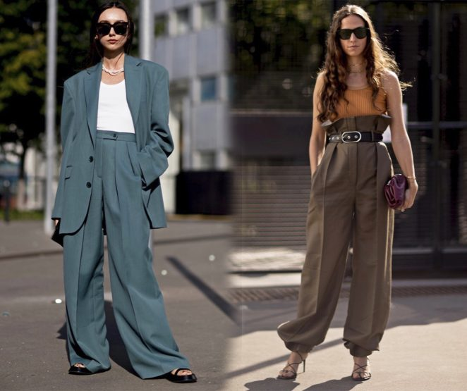 Como Usar Calça Larga ou Wide Leg Pants!
